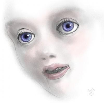 ガラスの眼