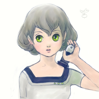 Tablet PC 娘 (1)