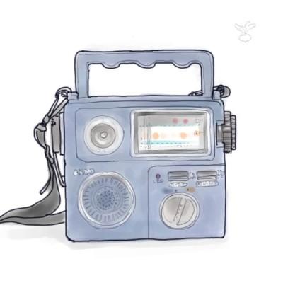 非常用ラジオ