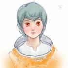 オレンジ防護服